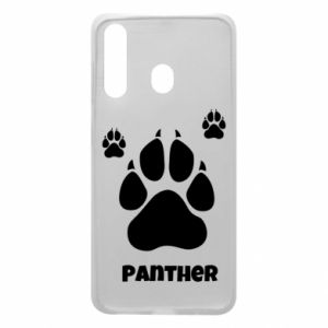 Phone case for Samsung A60 Panther trail - PrintSalon