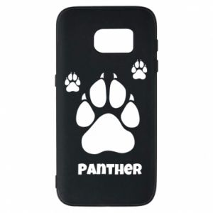 Phone case for Samsung S7 Panther trail - PrintSalon