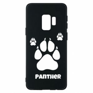 Phone case for Samsung S9 Panther trail - PrintSalon