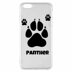 Phone case for iPhone 6 Plus/6S Plus Panther trail