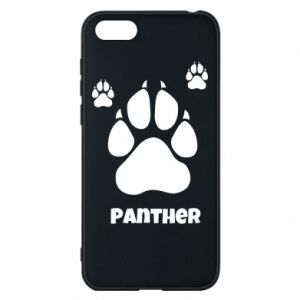 Phone case for Huawei Y5 2018 Panther trail - PrintSalon
