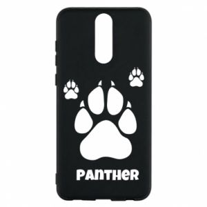 Phone case for Huawei Mate 10 Lite Panther trail - PrintSalon
