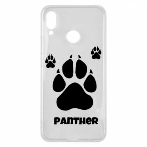 Phone case for Huawei P Smart Plus Panther trail - PrintSalon