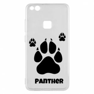 Phone case for Huawei P10 Lite Panther trail