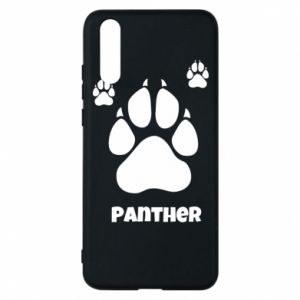 Phone case for Huawei P20 Panther trail - PrintSalon