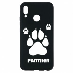Phone case for Huawei P20 Lite Panther trail