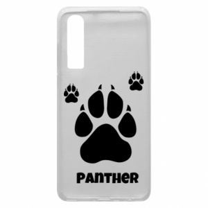 Phone case for Huawei P30 Panther trail - PrintSalon