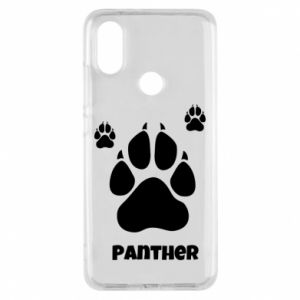 Phone case for Xiaomi Mi A2 Panther trail