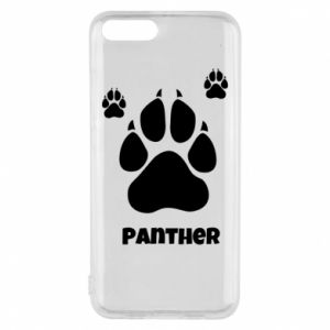 Phone case for Xiaomi Mi6 Panther trail