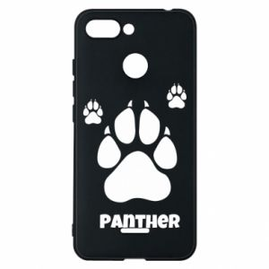 Phone case for Xiaomi Redmi 6 Panther trail