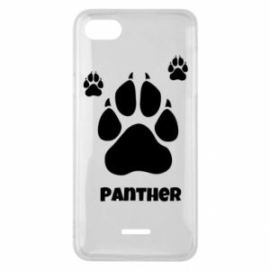 Phone case for Xiaomi Redmi 6A Panther trail