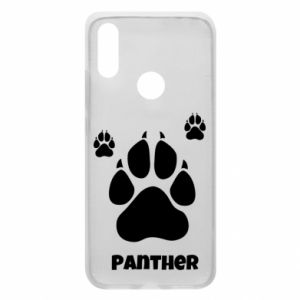 Phone case for Xiaomi Redmi 7 Panther trail