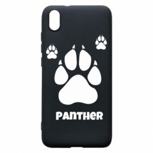 Phone case for Xiaomi Redmi 7A Panther trail