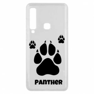 Phone case for Samsung A9 2018 Panther trail - PrintSalon