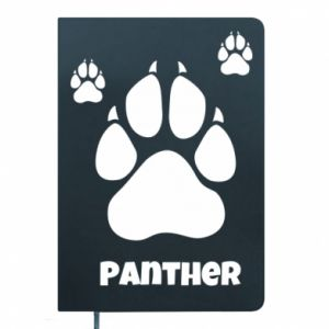 Notepad Panther trail