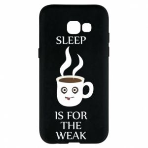 Etui na Samsung A5 2017 Sleep is for the weak