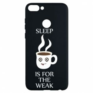 Etui na Huawei P Smart Sleep is for the weak
