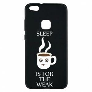 Etui na Huawei P10 Lite Sleep is for the weak