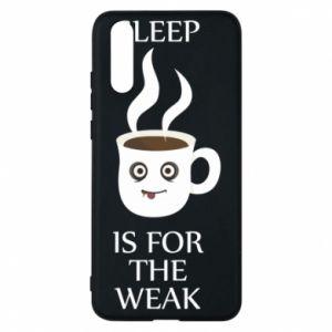 Etui na Huawei P20 Sleep is for the weak