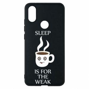 Etui na Xiaomi Mi A2 Sleep is for the weak
