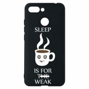Etui na Xiaomi Redmi 6 Sleep is for the weak