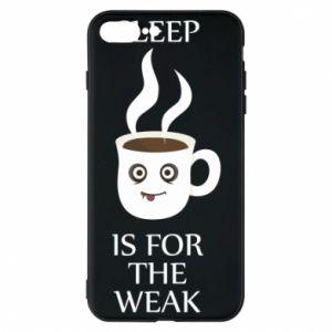 Etui na iPhone 7 Plus Sleep is for the weak