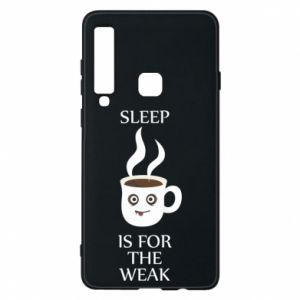 Etui na Samsung A9 2018 Sleep is for the weak