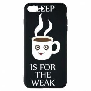 Etui na iPhone 8 Plus Sleep is for the weak