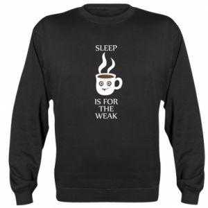 Bluza (raglan) Sleep is for the weak
