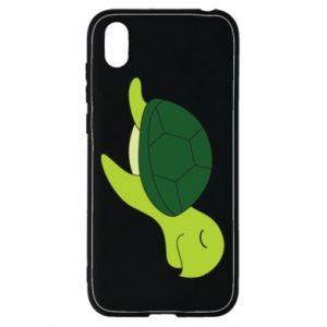 Etui na Huawei Y5 2019 Sleeping turtle