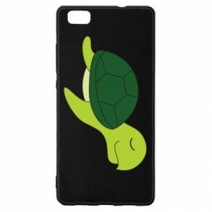 Etui na Huawei P 8 Lite Sleeping turtle