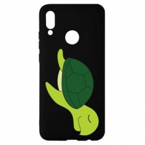 Etui na Huawei P Smart 2019 Sleeping turtle