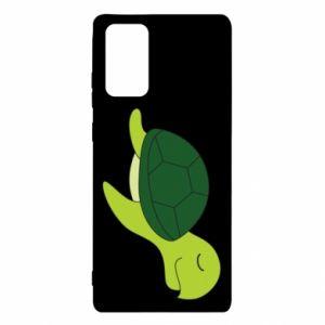 Etui na Samsung Note 20 Sleeping turtle