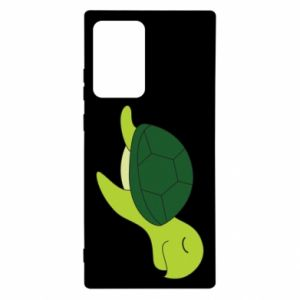 Etui na Samsung Note 20 Ultra Sleeping turtle