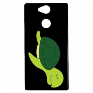 Etui na Sony Xperia XA2 Sleeping turtle