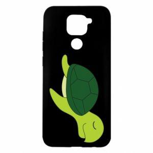 Etui na Xiaomi Redmi Note 9/Redmi 10X Sleeping turtle