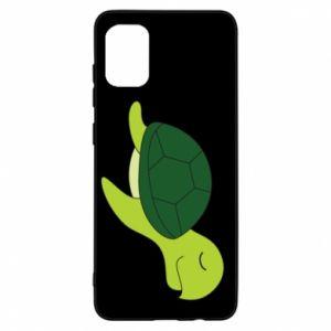 Etui na Samsung A31 Sleeping turtle
