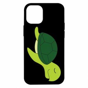 Etui na iPhone 12 Mini Sleeping turtle