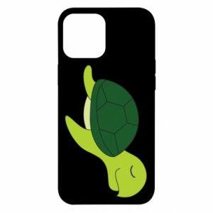 Etui na iPhone 12 Pro Max Sleeping turtle