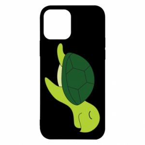Etui na iPhone 12/12 Pro Sleeping turtle