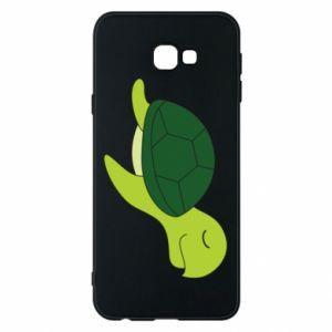 Etui na Samsung J4 Plus 2018 Sleeping turtle