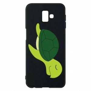 Etui na Samsung J6 Plus 2018 Sleeping turtle