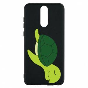 Phone case for Huawei Mate 10 Lite Sleeping turtle - PrintSalon
