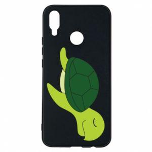 Etui na Huawei P Smart Plus Sleeping turtle