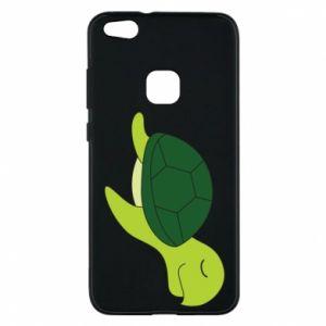 Etui na Huawei P10 Lite Sleeping turtle
