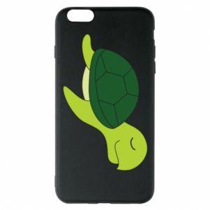 Etui na iPhone 6 Plus/6S Plus Sleeping turtle