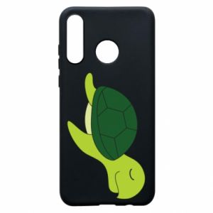 Etui na Huawei P30 Lite Sleeping turtle