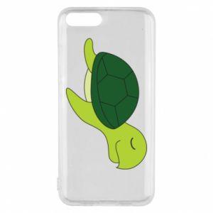 Phone case for Xiaomi Mi6 Sleeping turtle - PrintSalon