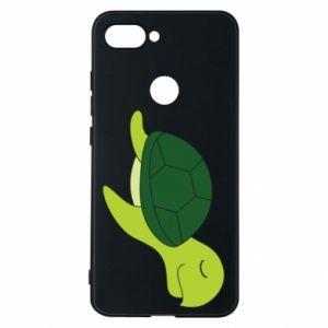 Etui na Xiaomi Mi8 Lite Sleeping turtle