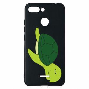 Etui na Xiaomi Redmi 6 Sleeping turtle
